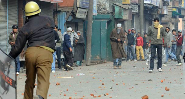 Indian army kills two protesters in Kashmir