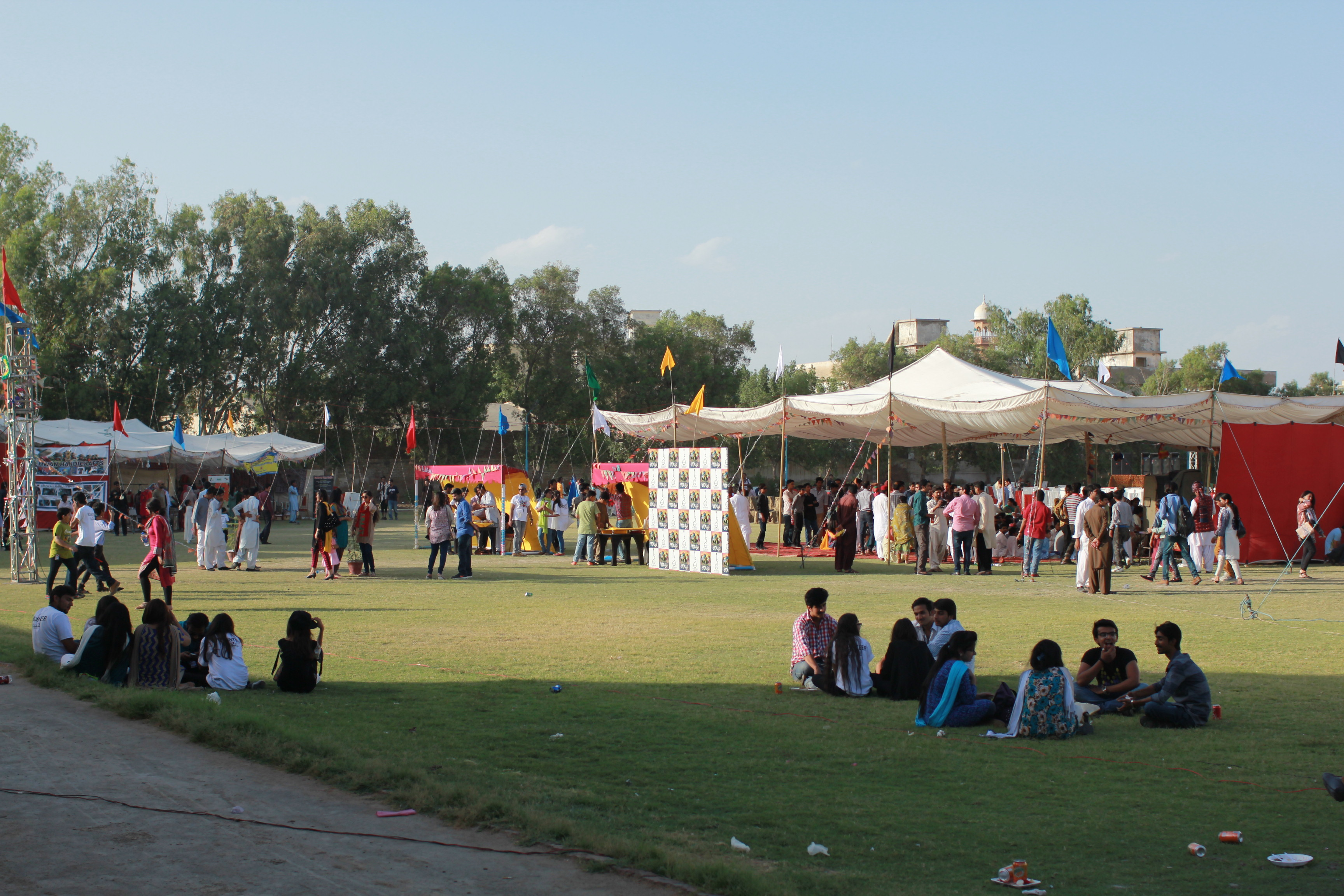 The Lahooti Mela took place after a long hiatus