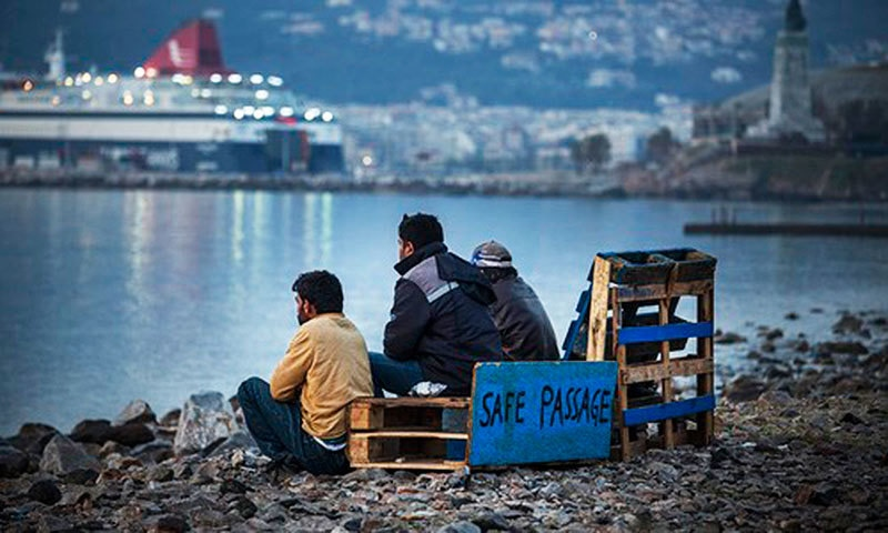 'I'd rather die than be sent to Turkey' — Why Pakistani migrants prefer Greece's hellish camps