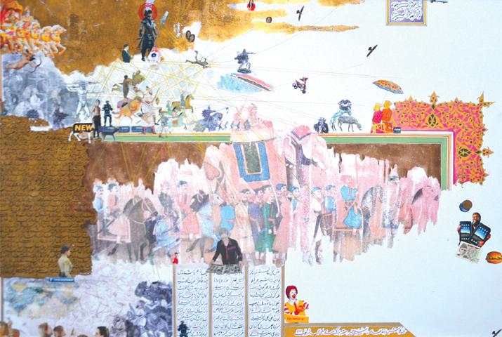 Untitled, Shiblee Muneer