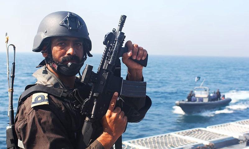 On board PNS Zulfiquar: Diary of an 'embedded' journalist
