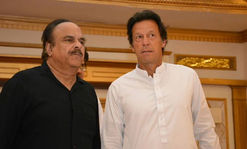 Politically all roads seem to be leading to Raiwind, but unfortunately no one seems to be home. ─ PTI official Facebook page