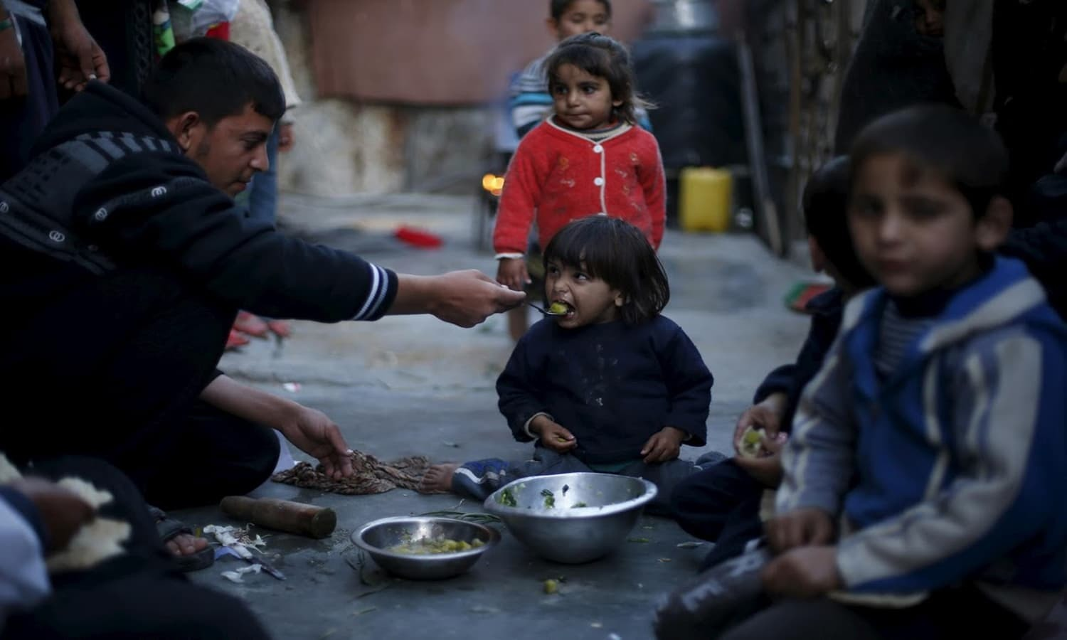 World Bank report shows Arab donors delivered only fraction of Gaza reconstruction pledges.─ Reuters/File