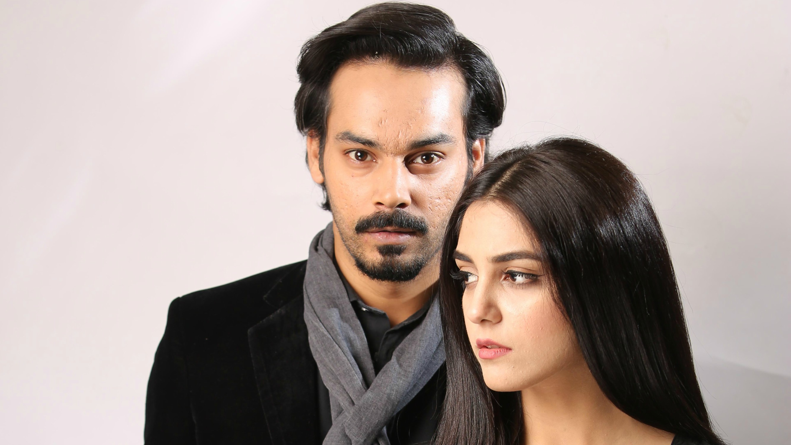 Both Maya Ali and Gohar Rasheed have flip flopped throughout the series