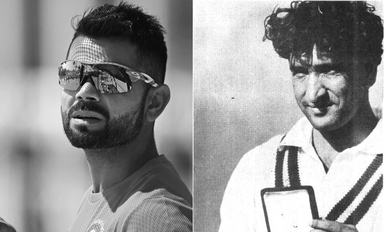 Kohli versus Qadir would have been an intriguing battle. — Photos by AFP/Dawn