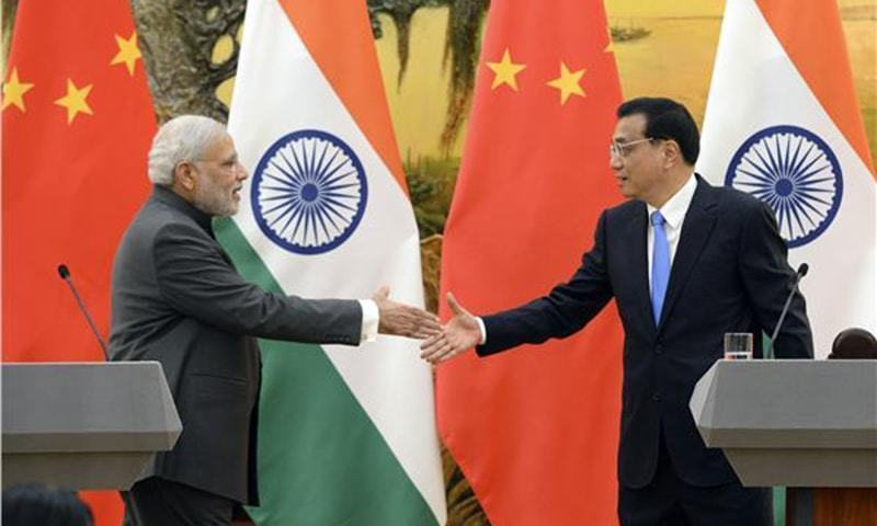 China, India move closer to military hotline: report