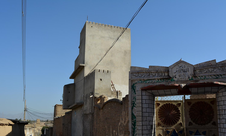 Adezai village. —Photo by the author