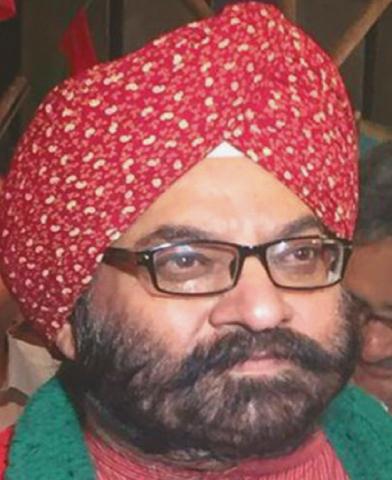 SARDAR Soran Singh