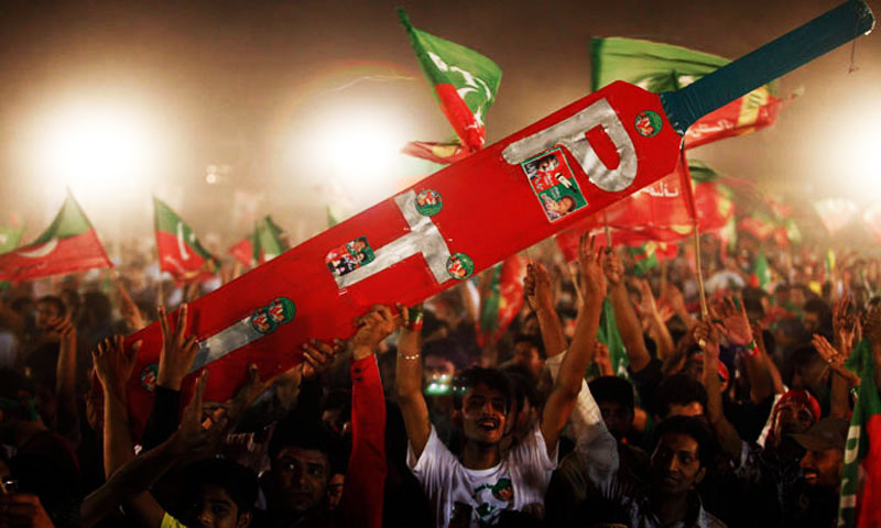 PTI's tumultuous 20-year journey to becoming the 'new PPP'