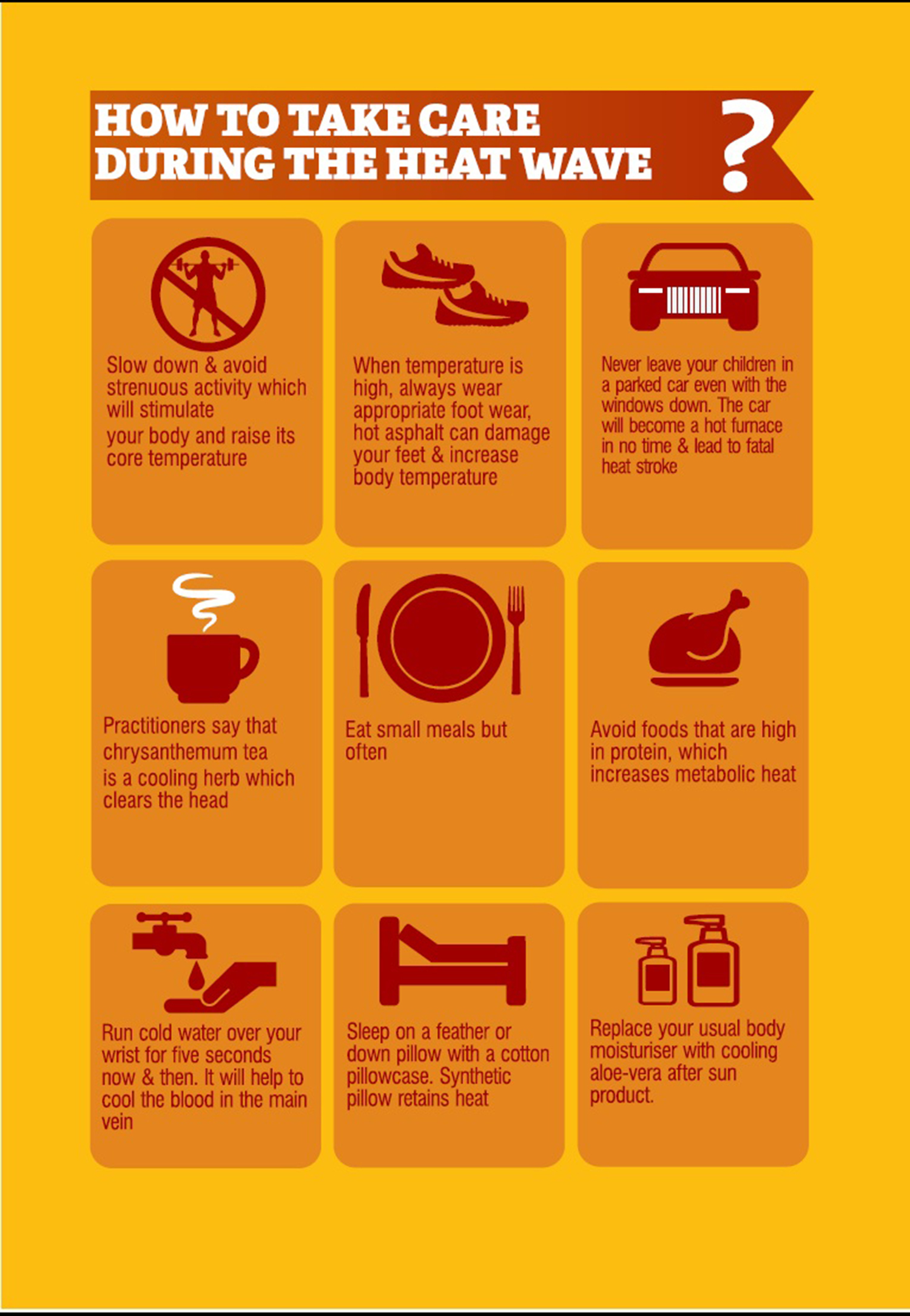 Measures that can be taken to avoid heatstroke. ─ LEAD Pakistan/File