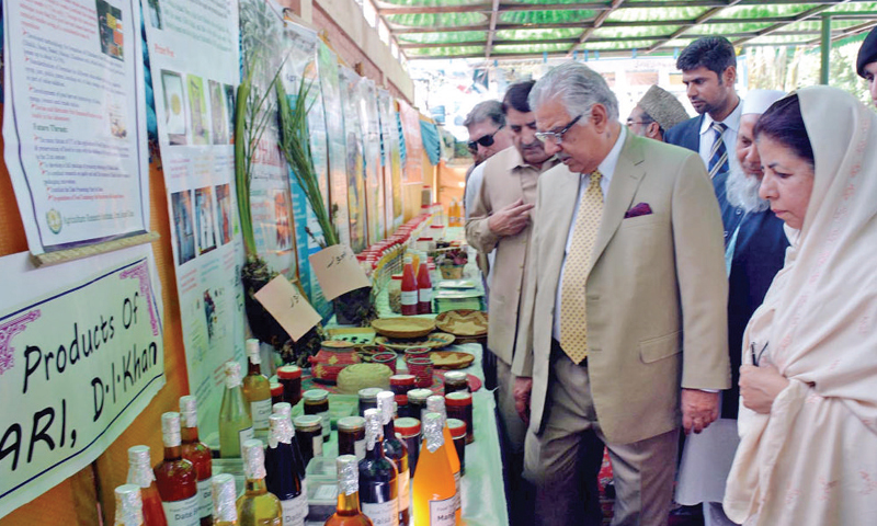 'Modern techniques improve agricultural production'
