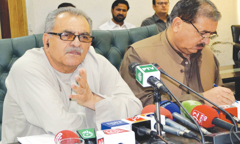 95pc projects under PSDP completed in Balochistan: minister