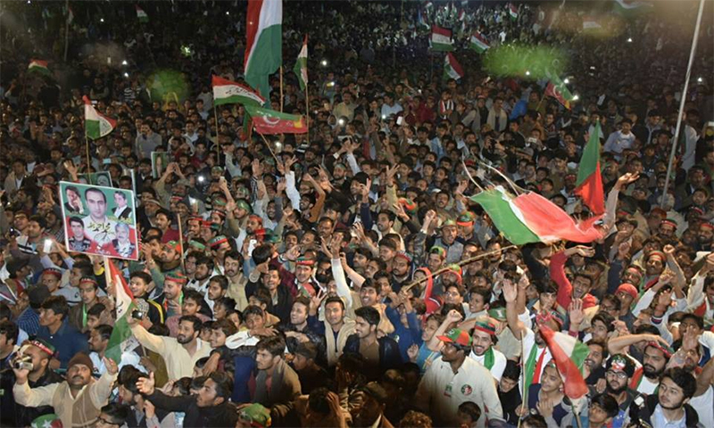 Rift in PTI as people conducting intra-party polls resign
