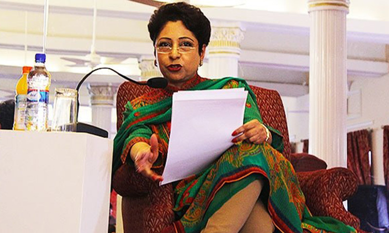 China pivotal to Pakistan's foreign policy: Maleeha Lodhi