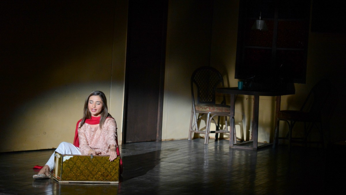 A stronger grip on the script may have fixed the flaws within this play