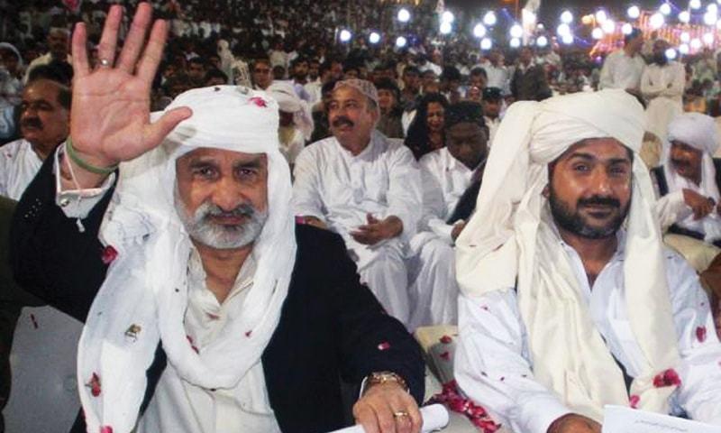PPP leaders not named in JIT report on Uzair Baloch