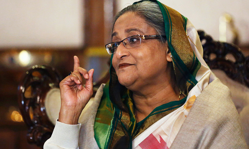 Hasina's efforts to marginalise opposition providing ground for militancy