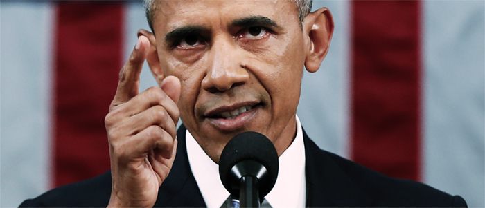 US President Barack Obama. ─ Reuters/File