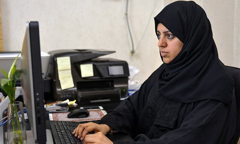 Saudi minister 'not satisfied' with female employment rate