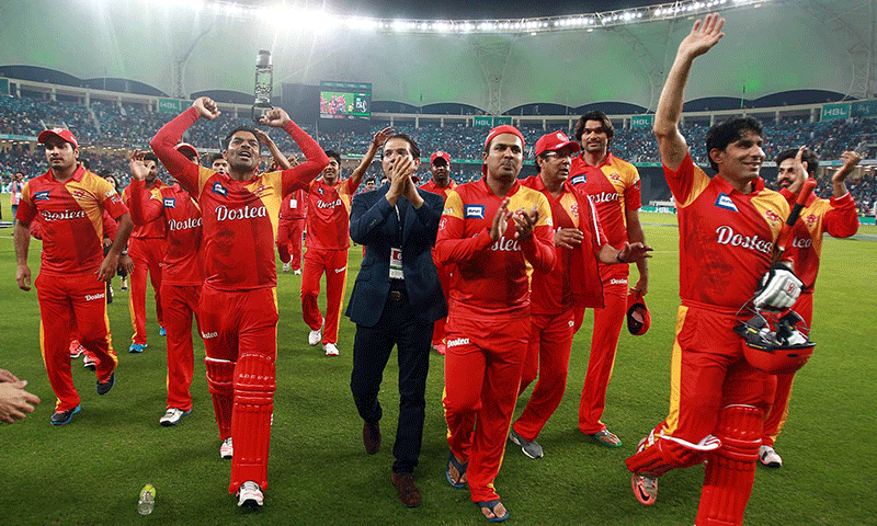 Pakistan Super league (PSL) chairman Najam Sethi on Tuesday disclosed that a profit of US$2.6 million was made on the first edition of the league. — Agencies/File
