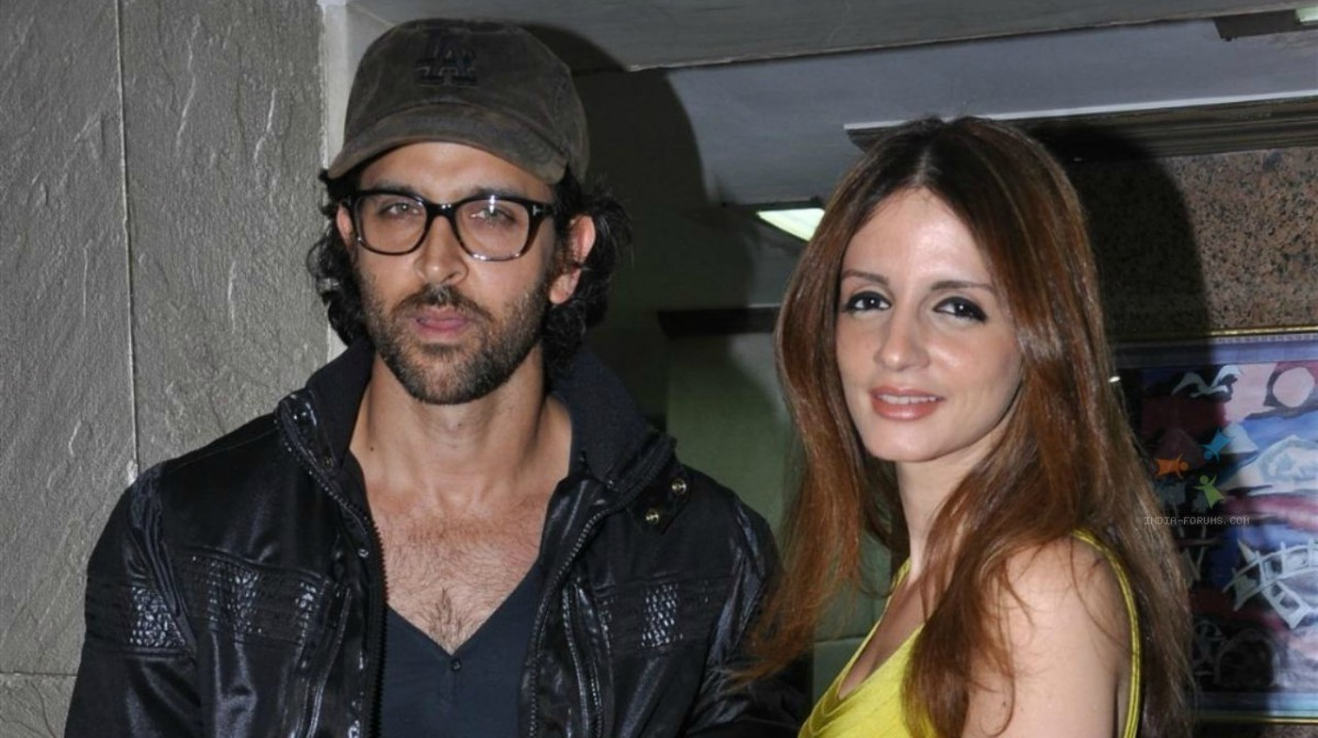 The last highly publicised instance from Roshan's personal life was his divorce from Sussanne Khan
