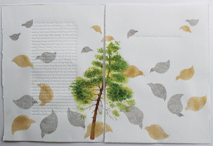Tree of life III, Nida Banhash