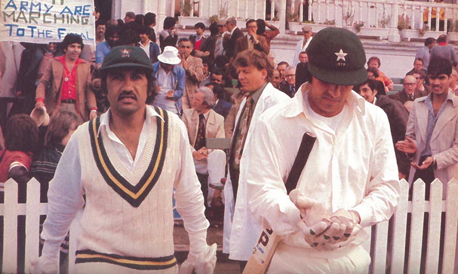 Sadiq and Majid were perhaps the most successful opening pair in Tests for Pakistan.