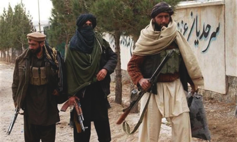 By 2011, the lashkar had lost almost 50 men. Photo: Reuters/File