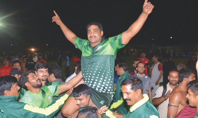 Kabaddi can help bring India, Pakistan closer: IKF chief