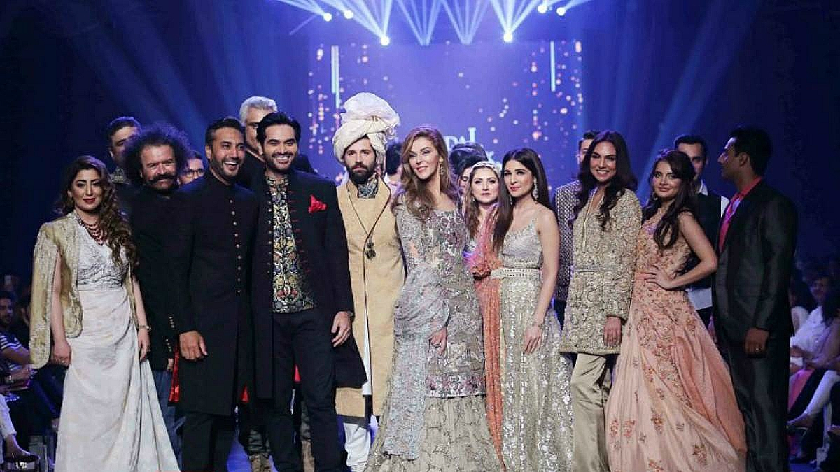 Yalghaar's ensemble cast made quite the impact on the BCW runway