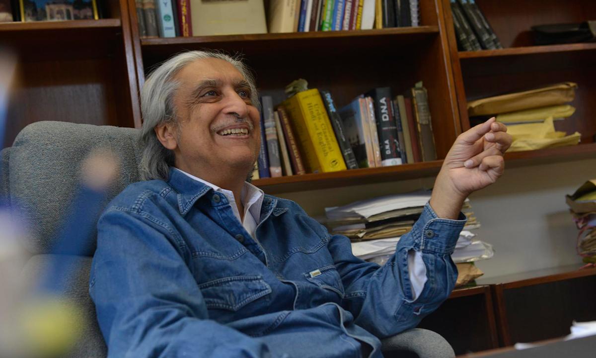 Jawwad S Khawaja: Poetic justice