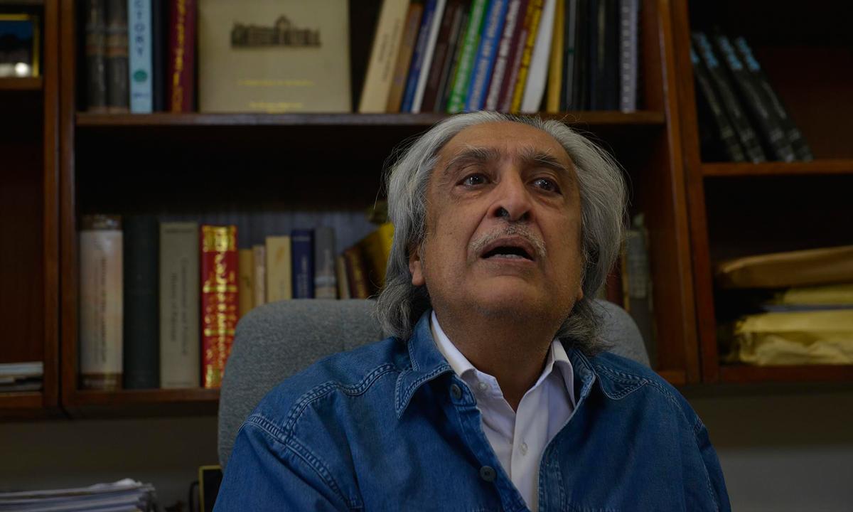 Arif Ali, White Star