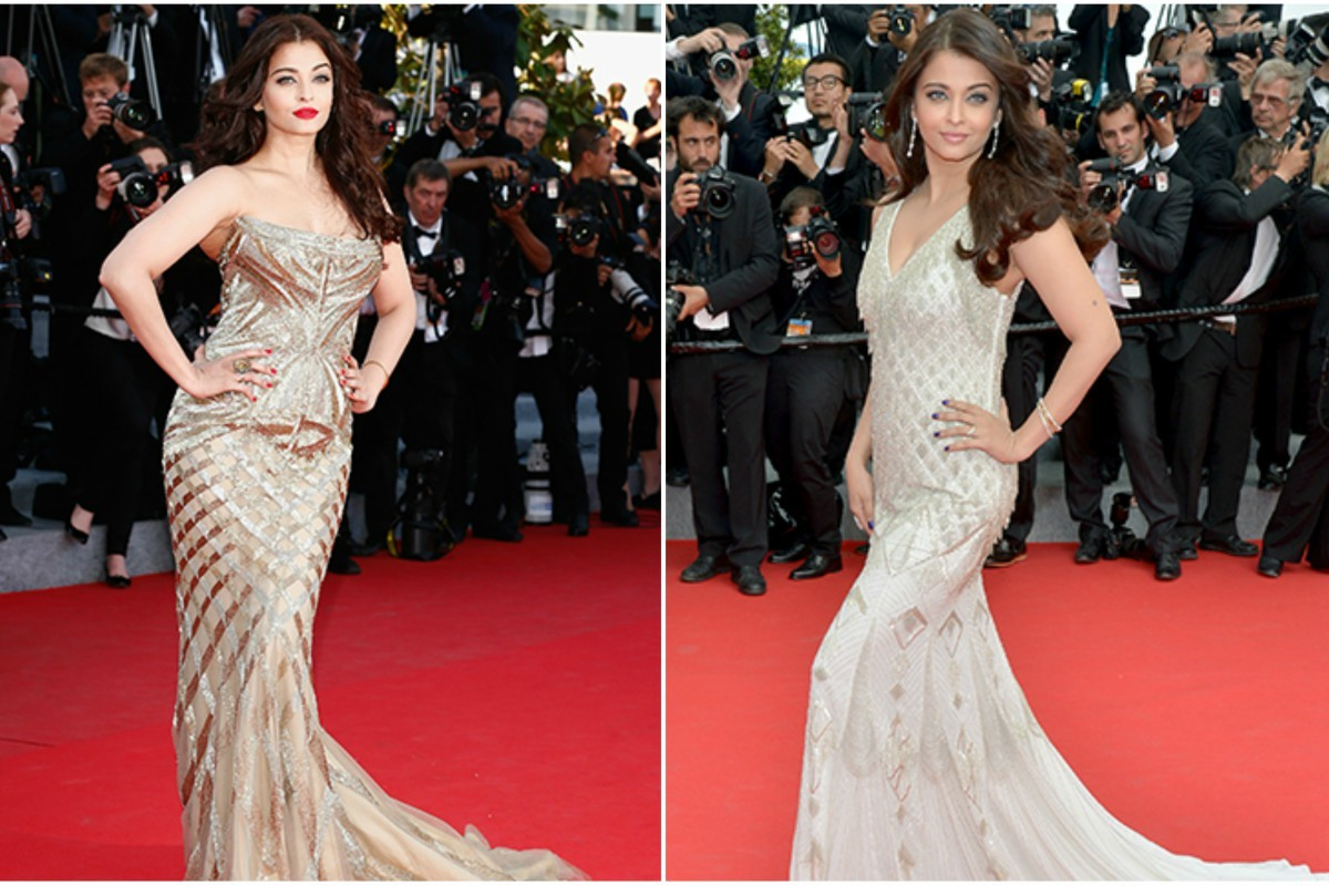 This was a good year for Aishwarya