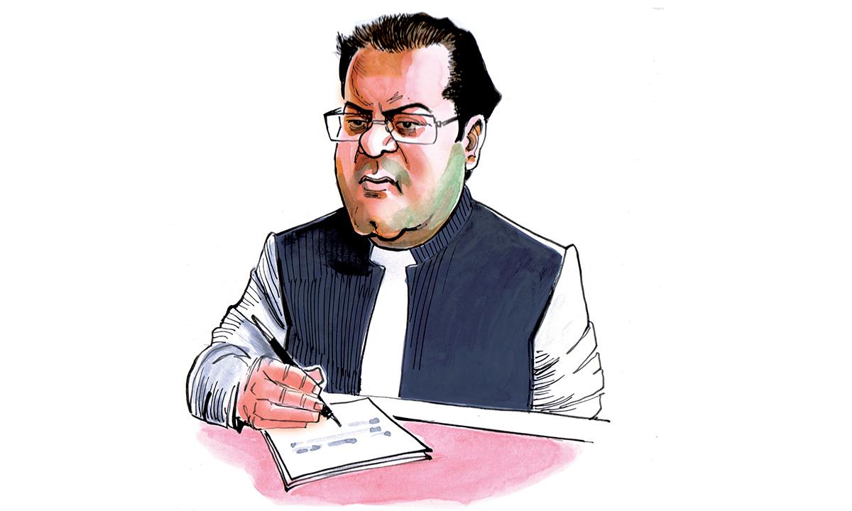 Satire: Diary of Hussain Nawaz