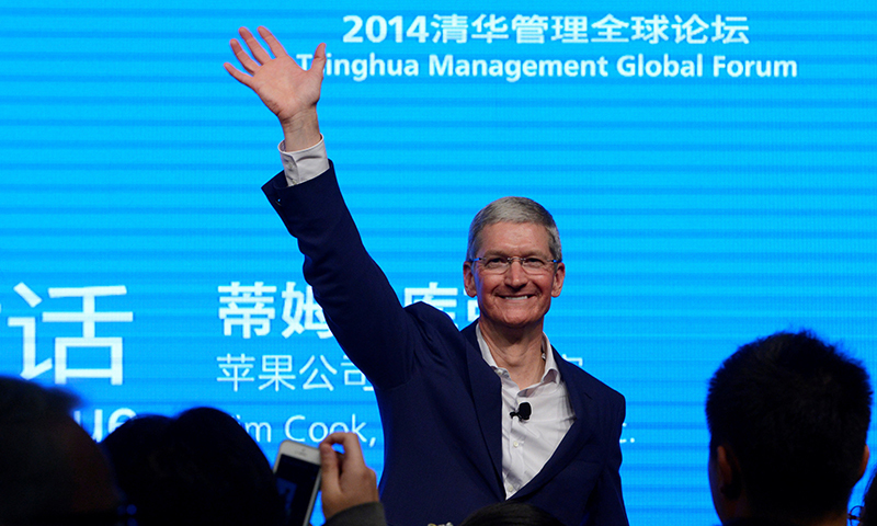 Apple's Tim Cook likely to meet Modi during India's visit this week