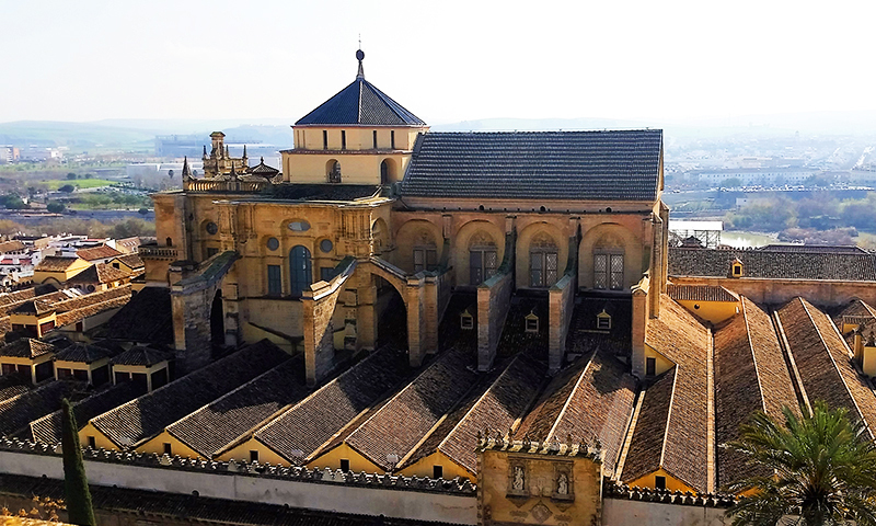 Reimagining Iqbal at the Mosque of Cordoba