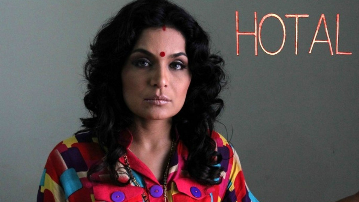 Meera is definitely the star of the film