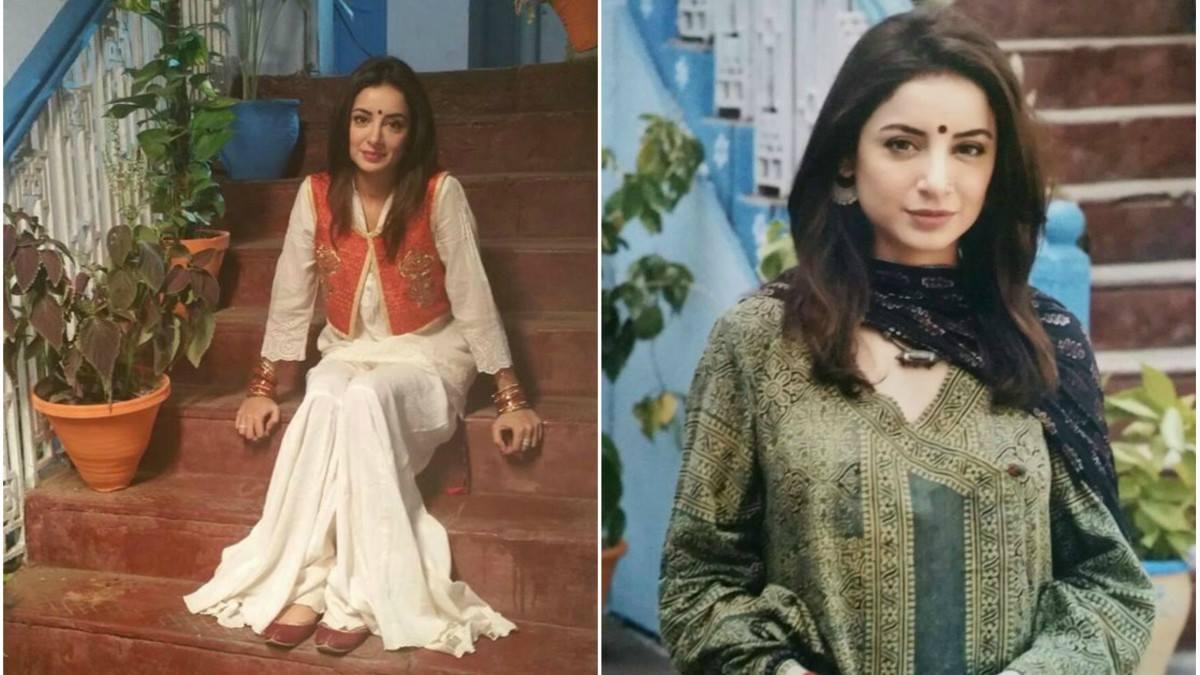 Sarwat as Seeta, a champion of women's education
