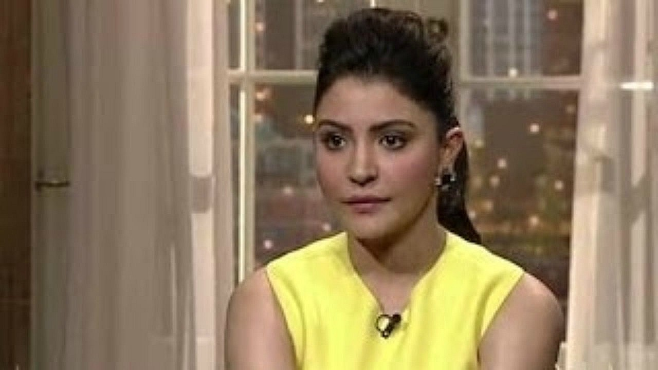 Anushka's new lips provoked quite a reaction from fans