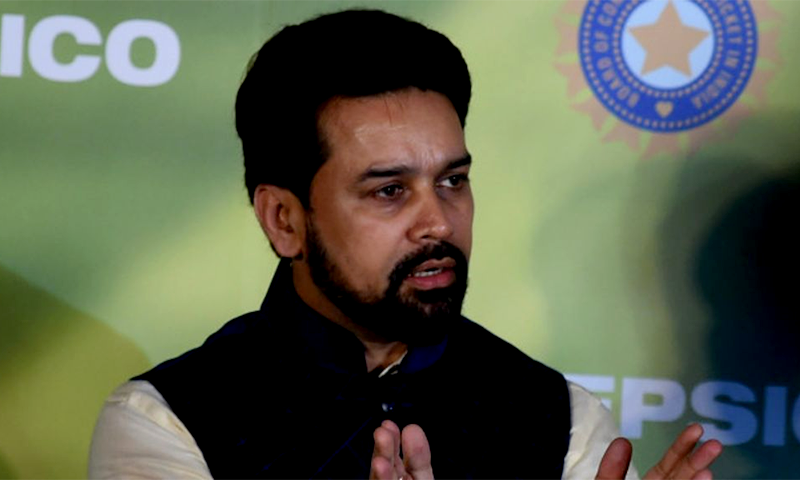 Thakur was the sole nomination on Sunday for the top post — AFP/File