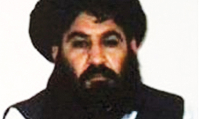 With Mullah Mansour's reported death, a new twist in Afghan peace