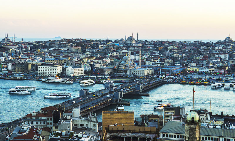 Istanbul: Walking through the greatest empires