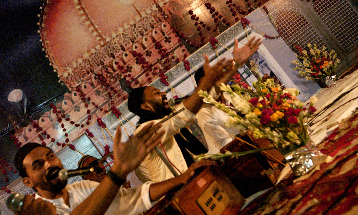 The lost soul: Qawwali's journey from ecstasy to entertainment