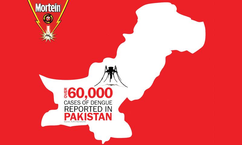 Mortein fights dengue