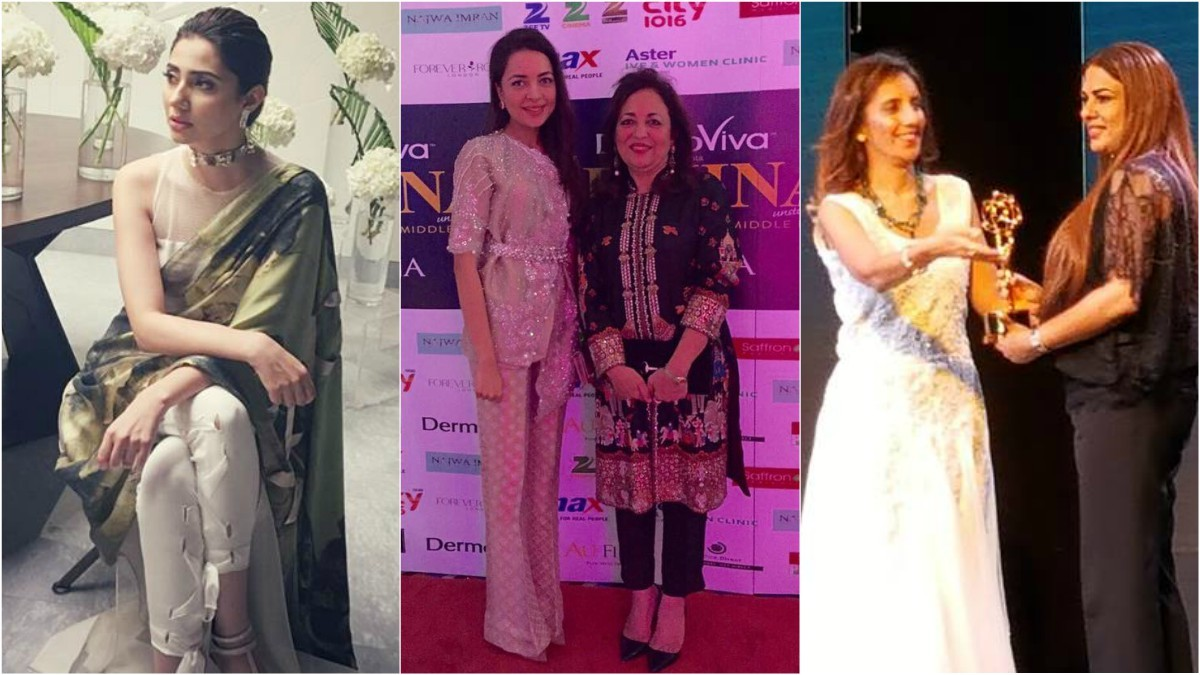 About last night: Three Pakistanis honoured at the Femina Middle East Awards
