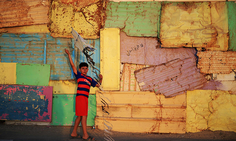 In Gaza, wall of silence over child sexual assault