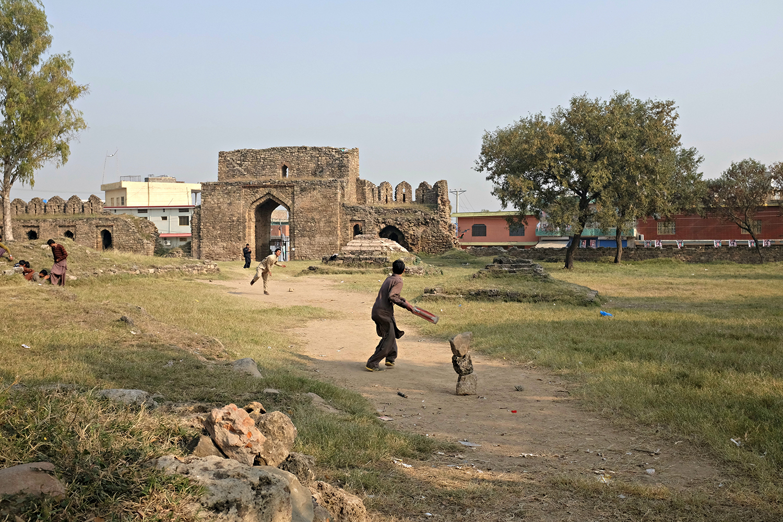 Rawat provides neighbourhood kids a recreational space now.
