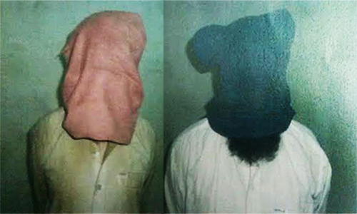 Two more Afghan 'spies' arrested by CTD KP