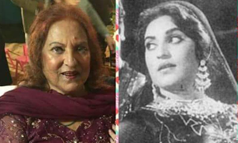 فردوس بیگم کو پاکستانی فلموں کی مارلن منرو بھی کہا جاتا تھا—فائل فوٹو: فیس بک/ اسکرین شاٹ/ یوٹیوب