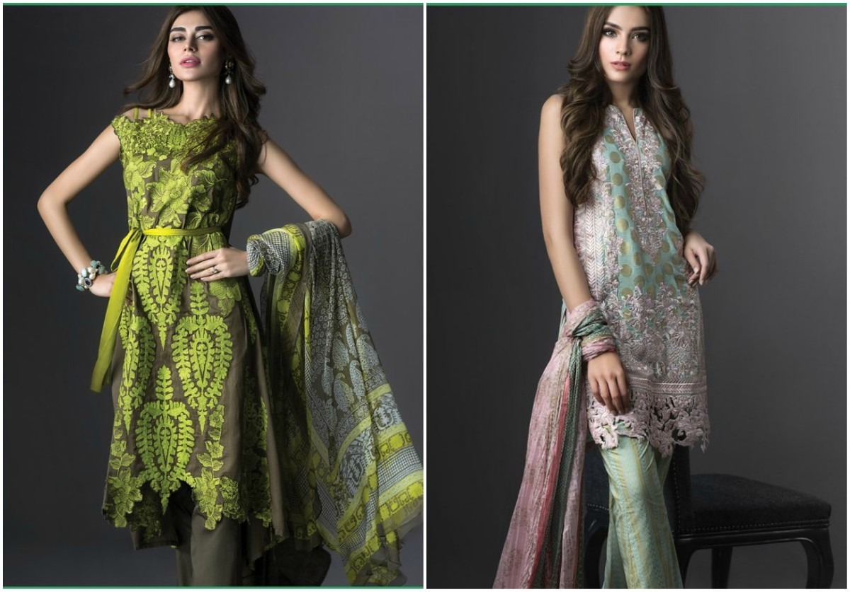 Pieces from Sana Safinaz's Eid collection are already 'sold out'
